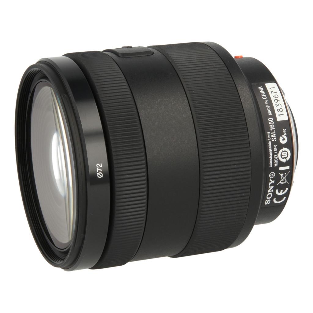 Sony SAL1650 16-50mm f2.8 Objektiv Schwarz - neu