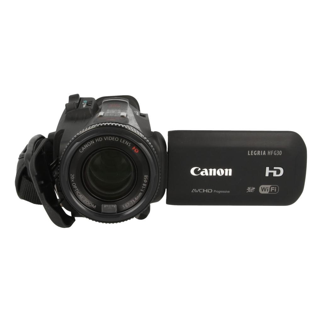 Canon Legria HF G30 noir - Neuf