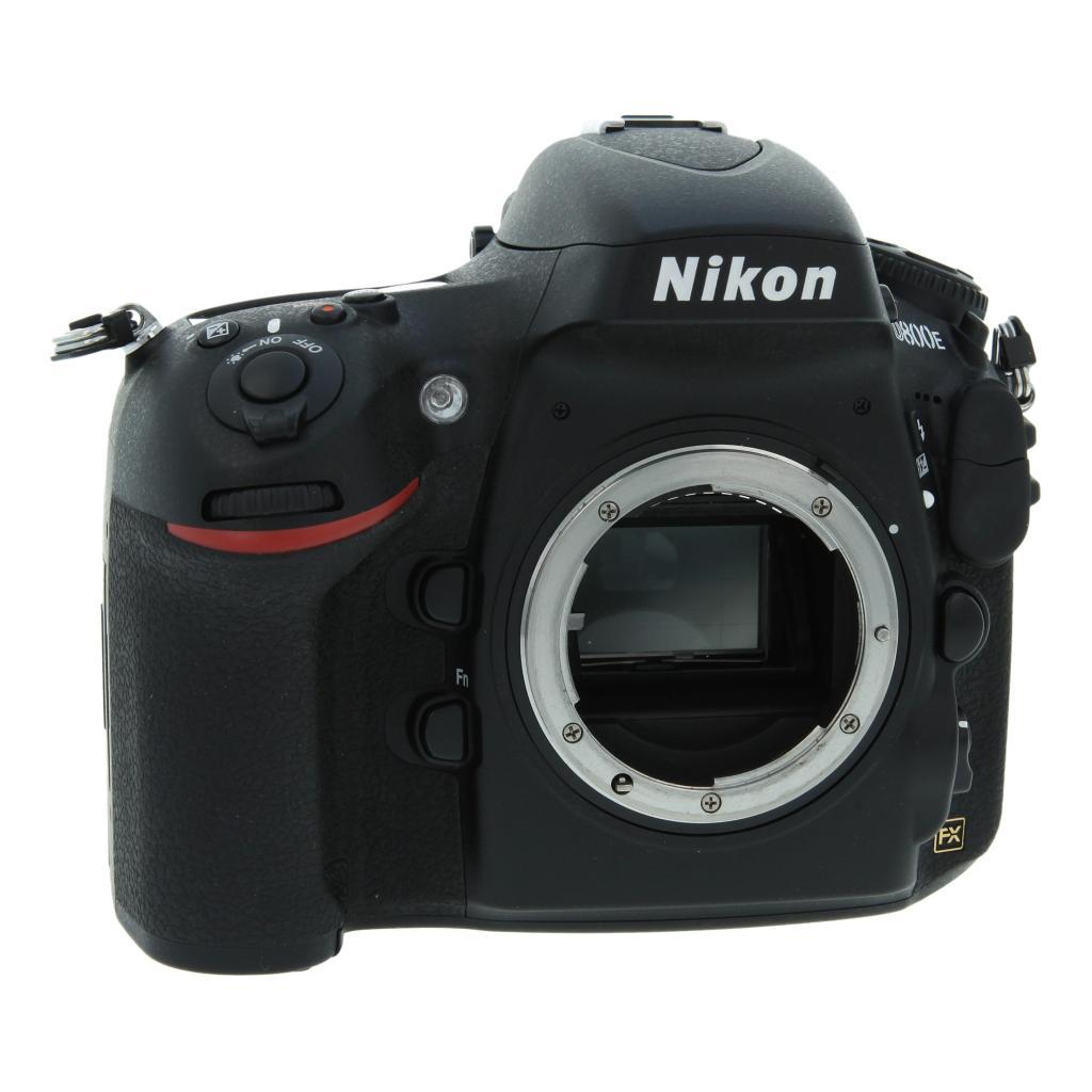 Nikon D800E Schwarz - neu