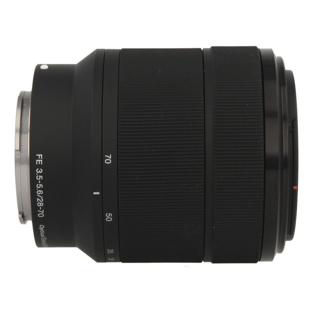 Sony 28-70mm 1:3.5-5.6 FE OSS noir - Neuf