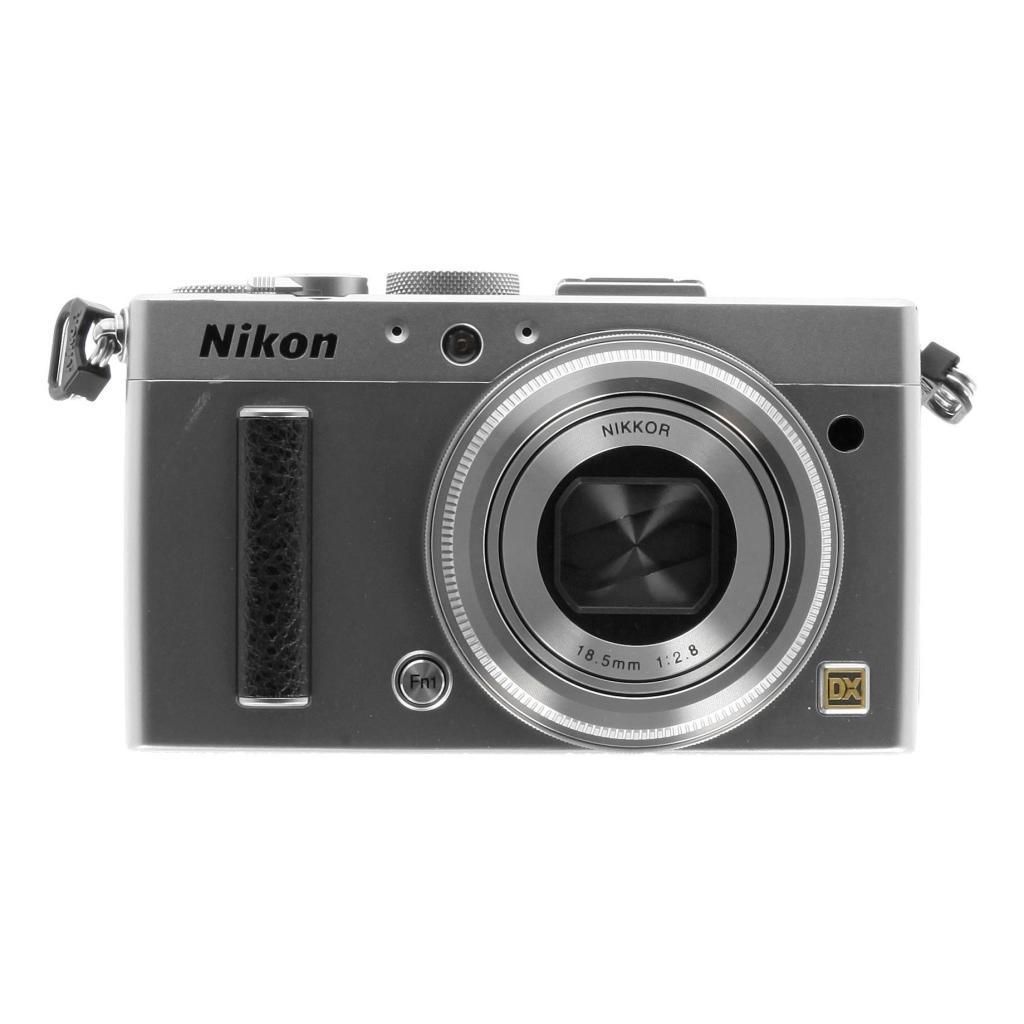 Nikon Coolpix A argent - Neuf