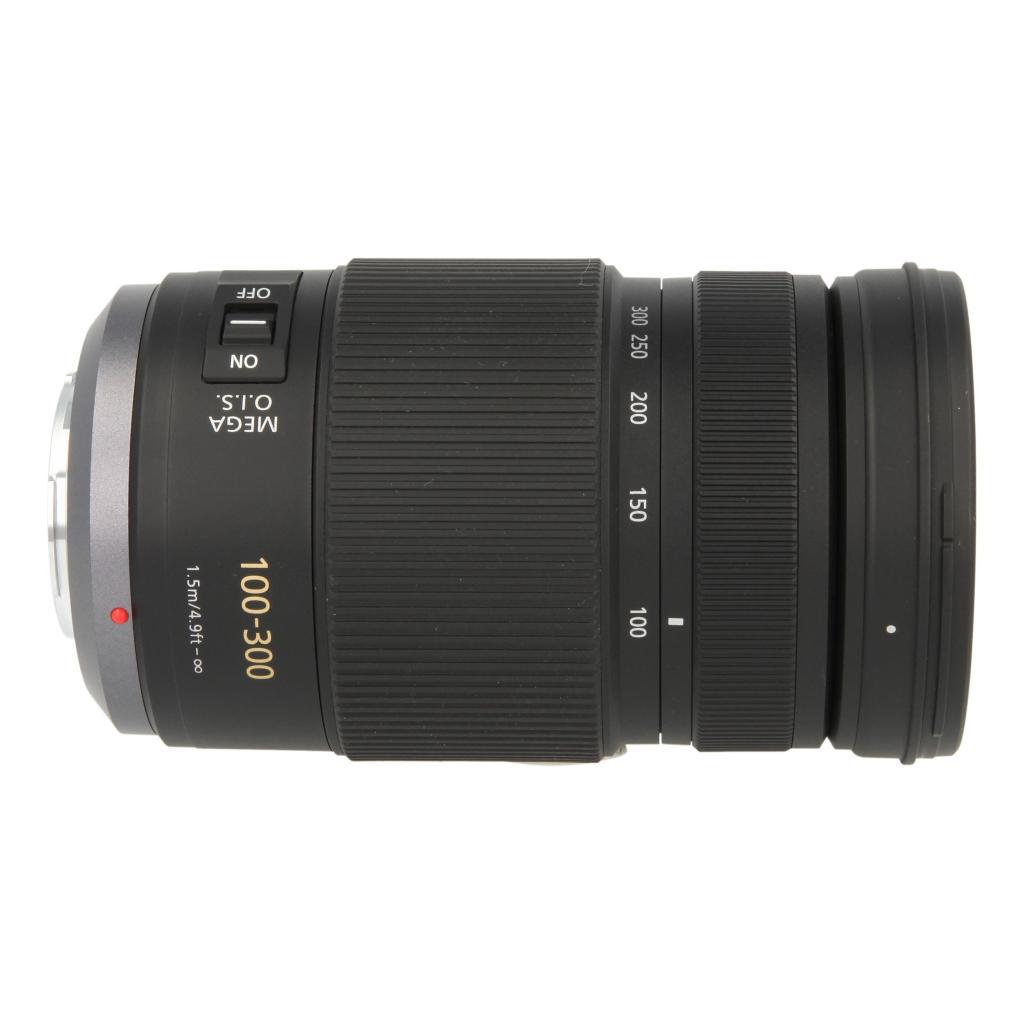Panasonic 100-300mm 1:4-5.6 Lumix G Vario OIS Schwarz - neu
