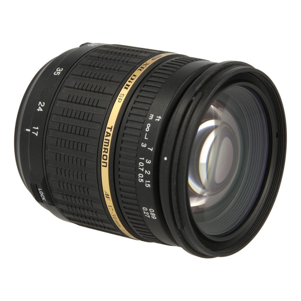 Tamron SP B005 17-50mm F2.8 AF Di-II LD XR Aspherical VC IF Objektiv für Nikon Schwarz - neu