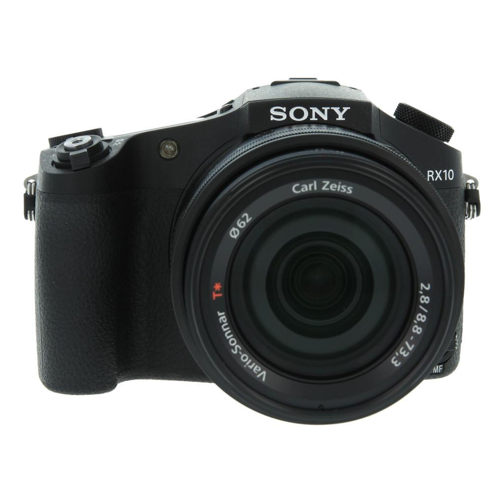 Sony Cyber-shot DSC-RX10 Schwarz - neu