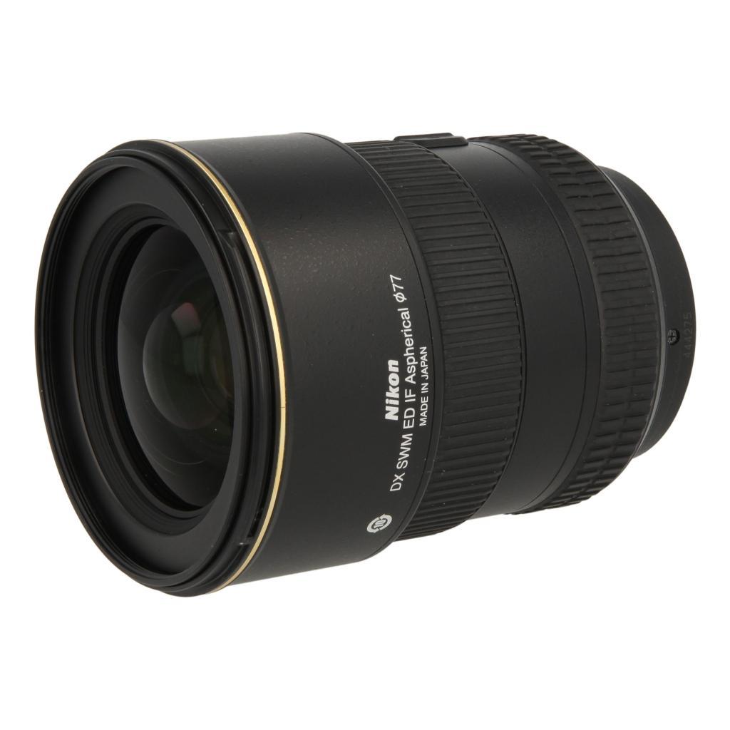 Nikon AF-S Nikkor 17-55mm 1:2.8G IF-ED DX noir - Neuf