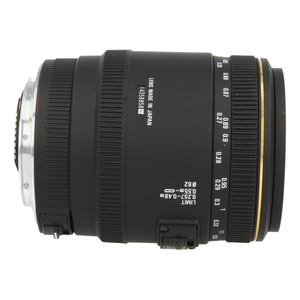 Sigma pour Canon 70mm 1:2.8 EX DG Macro noir - Neuf