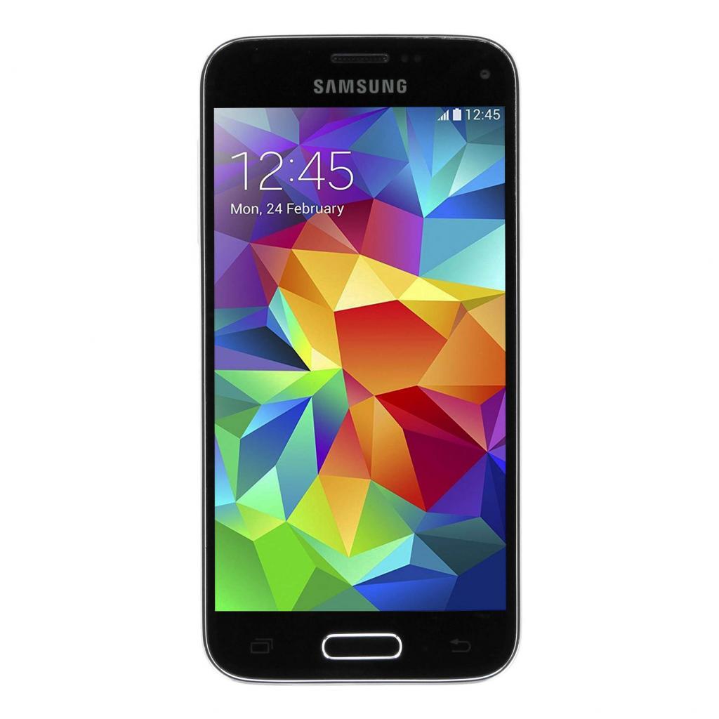 Samsung Galaxy S5 mini (SM-G800F) 16Go charcoal black - Neuf