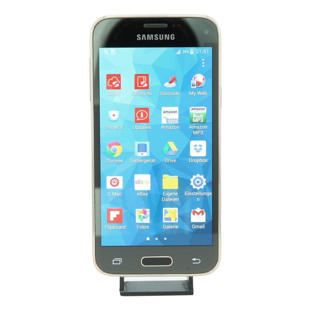 Samsung Galaxy S5 mini (SM-G800F) 16Go copperGold - Neuf