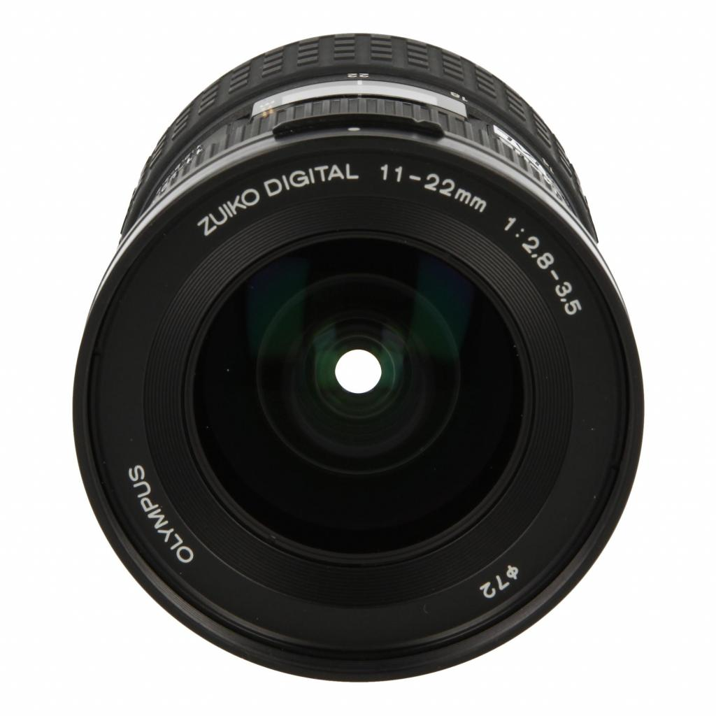 Olympus Zuiko Digital 11-22mm 1:2.8-3.5 noir - Neuf
