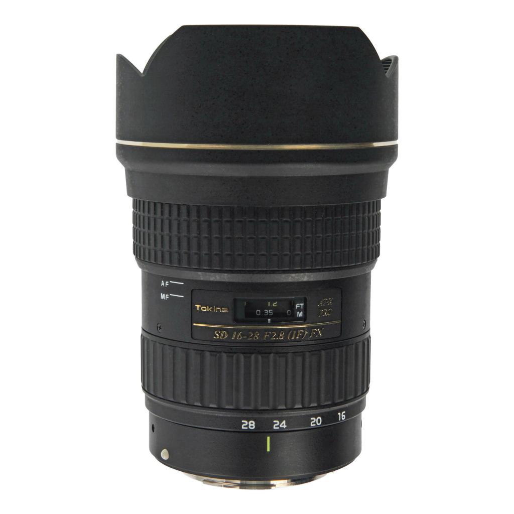 Tokina 16-28mm 1:2.8 AT-X Pro FX für Canon Schwarz - neu