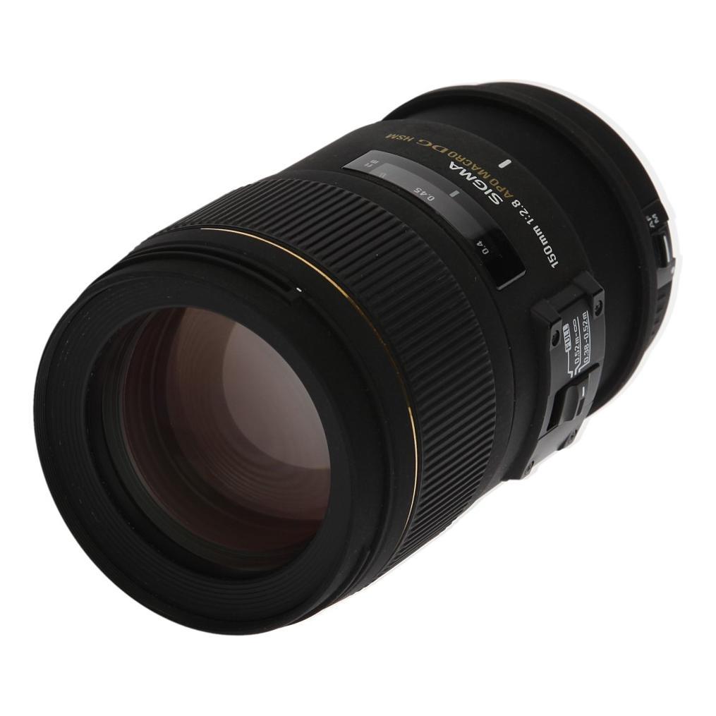 Sigma 150mm 1:2.8 EX DG HSM APO Macro für Canon schwarz - neu