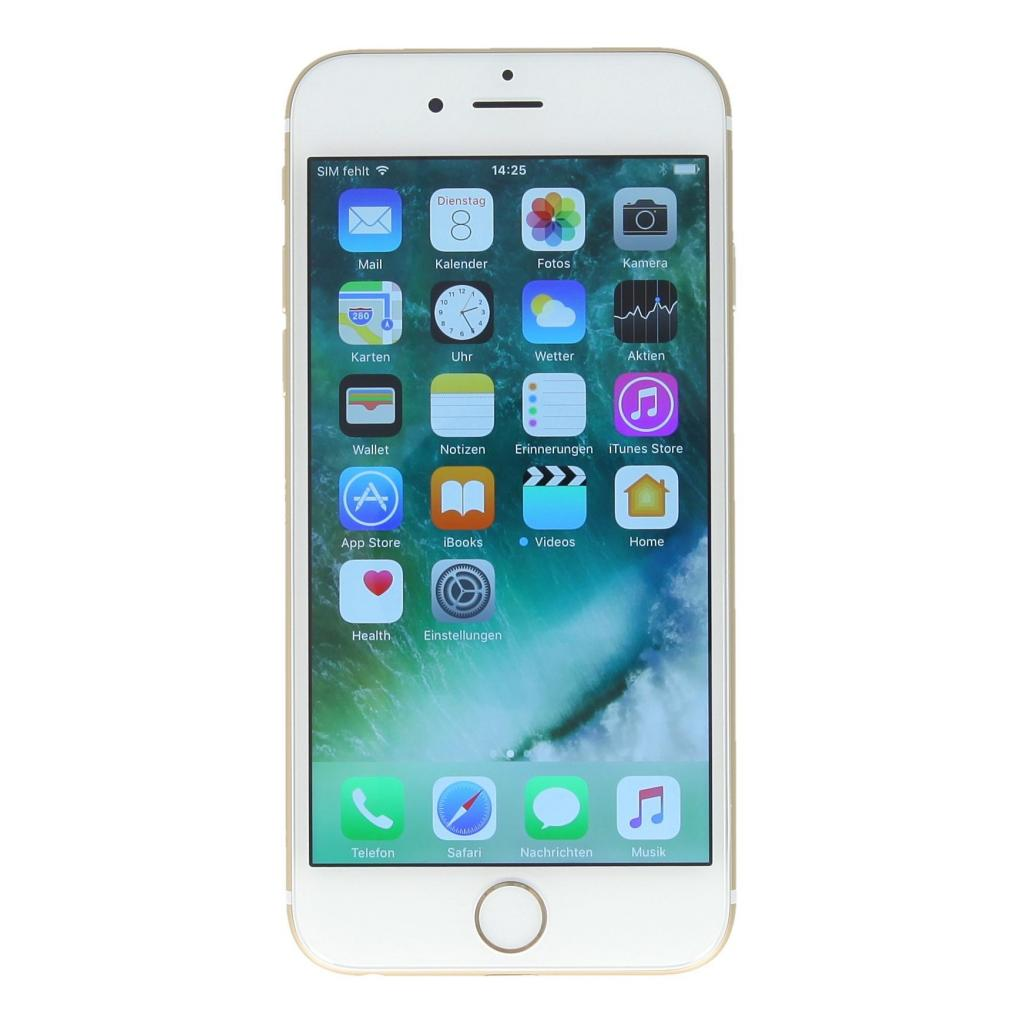 Apple iPhone 6 (A1586) 16 GB Gold - sehr gut