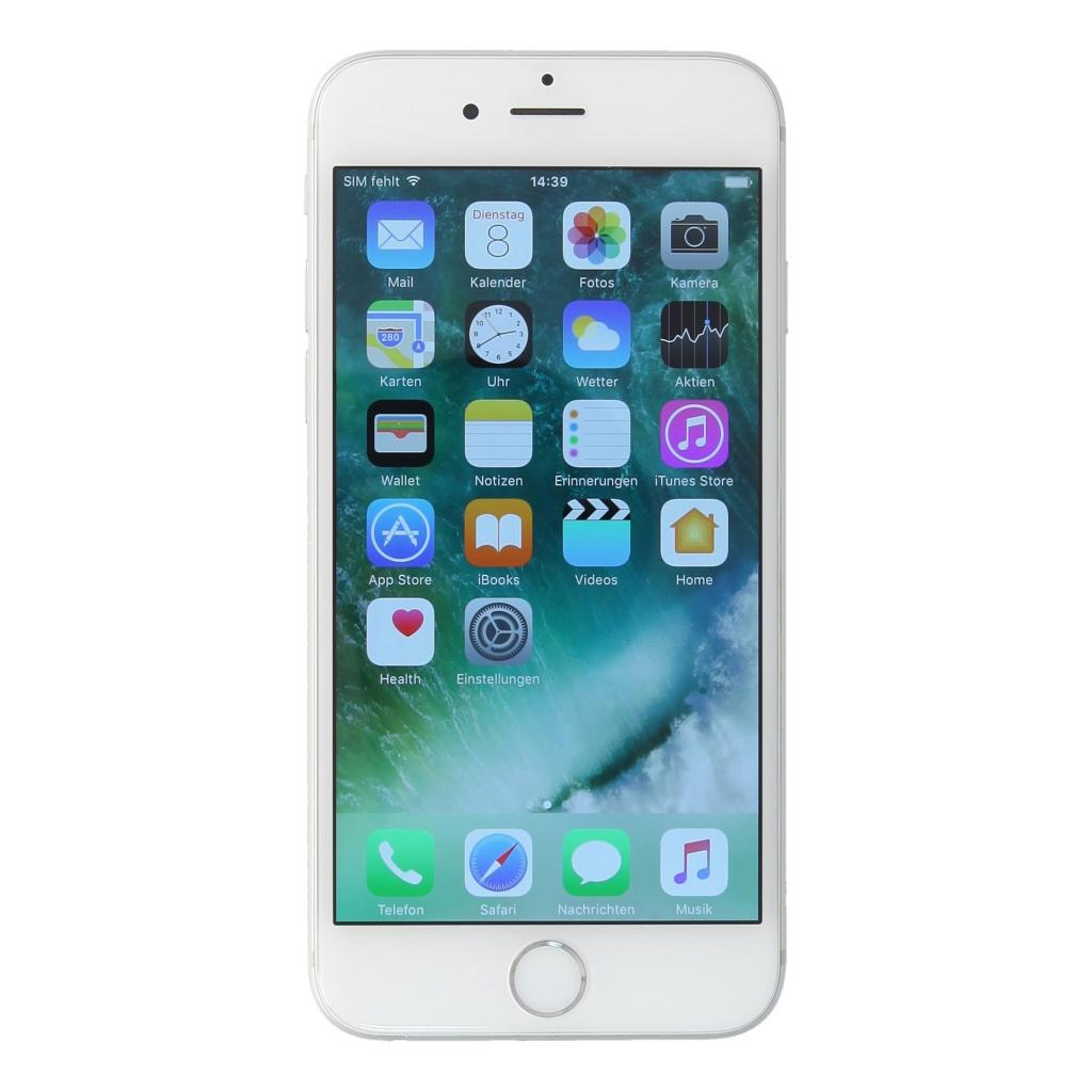 Apple iPhone 6 (A1586) 128 GB Silber - neu