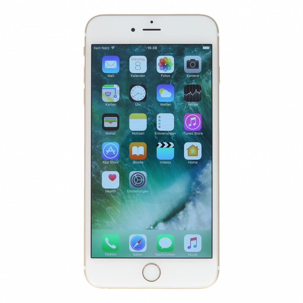 Apple iPhone 6 Plus (A1524) 64 GB Gold - wie neu