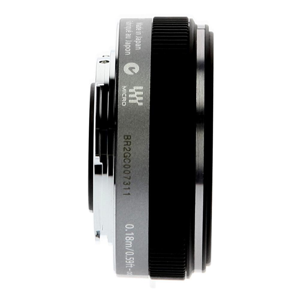 Panasonic 14mm 1:2.5 Lumix G ASPH (H-H014E) schwarz - neu