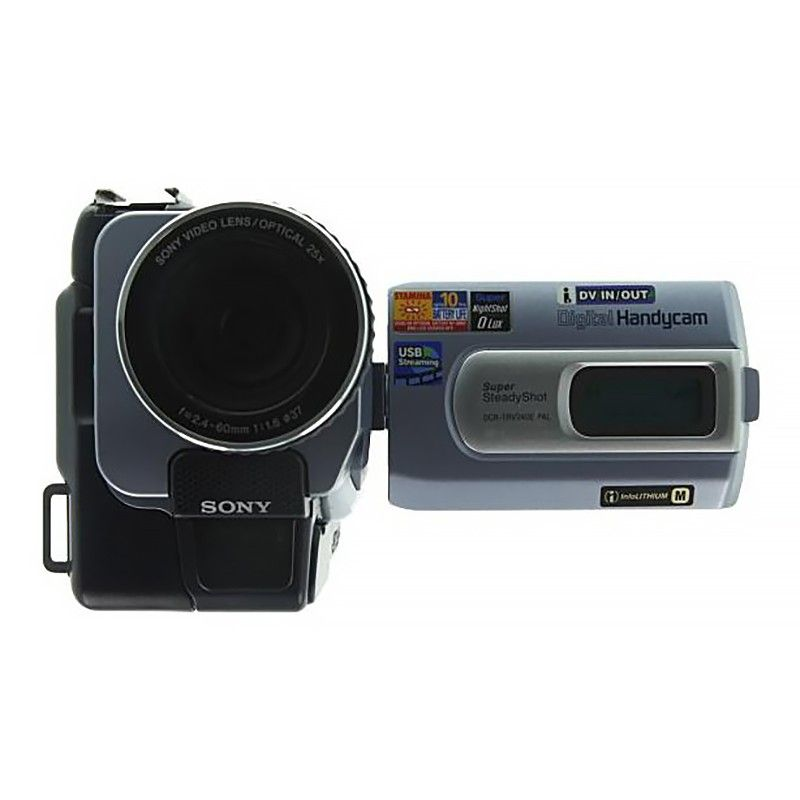 Sony DCR-TRV240E blau - neu
