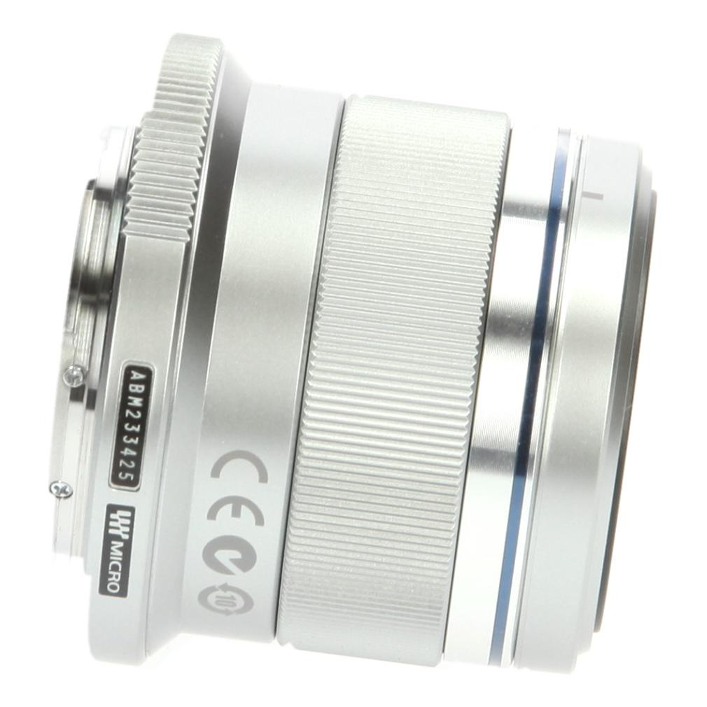 Olympus Zuiko Digital 17mm 1:1.8 noir - Neuf