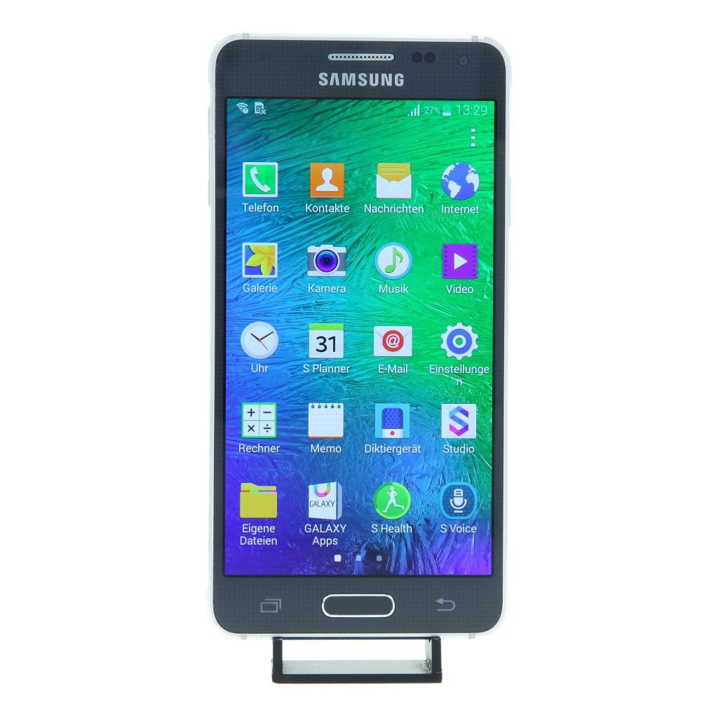 Samsung Galaxy Alpha 32Go charcoal black - Neuf