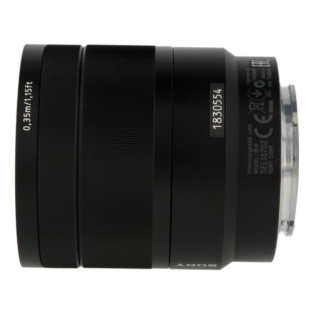 Sony 16-70mm 1:4.0 ZA OSS Schwarz - neu