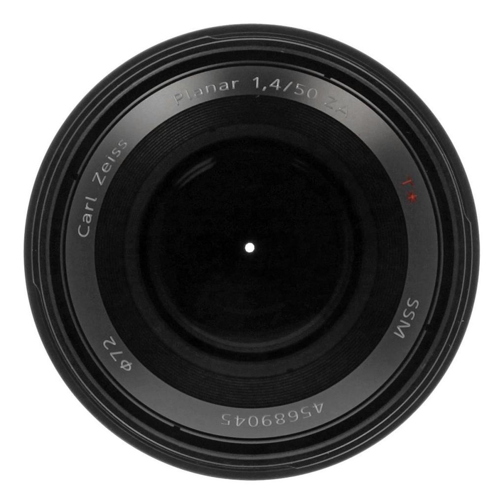 Sony 50mm 1:1.4 AF ZA SSM (SAL50F14Z) negro - nuevo