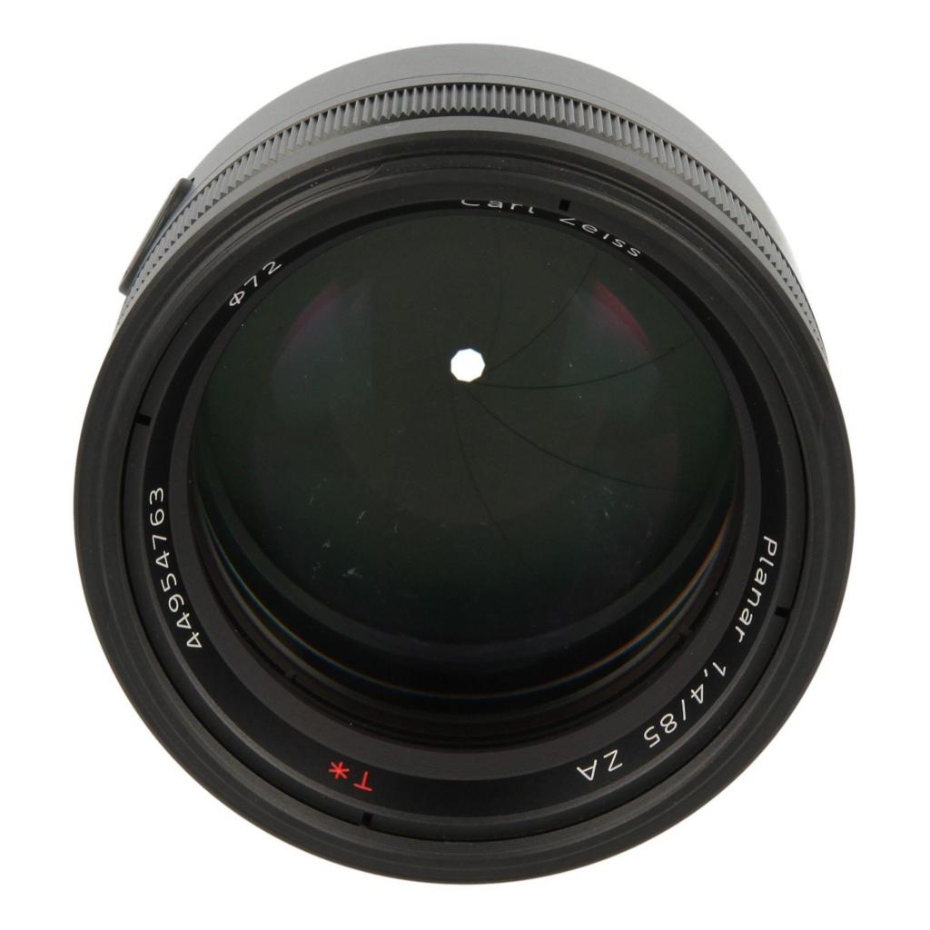 Sony SAL-85F14Z 85-127.5mm f1.4 Objektiv Schwarz - neu