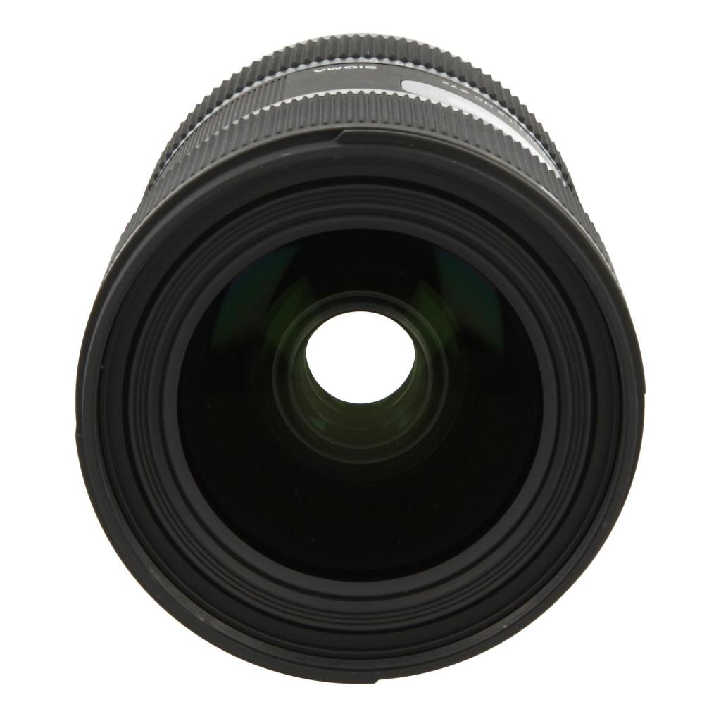 Sigma 18-35mm 1:1.8 DC HSM Art für Canon Schwarz - neu
