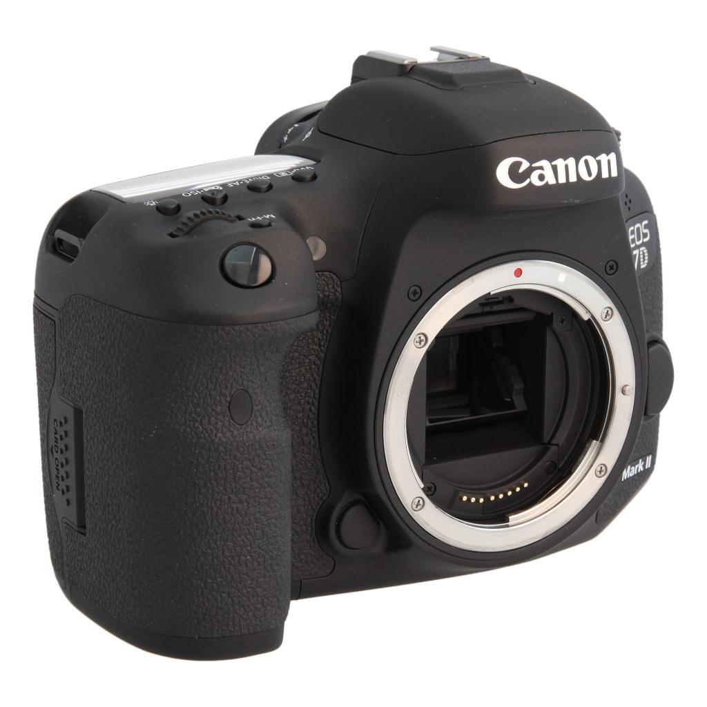 Canon EOS 7D Mark II Schwarz - neu