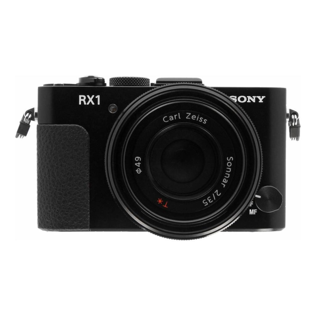 Sony Cyber-shot DSC-RX1 schwarz - neu