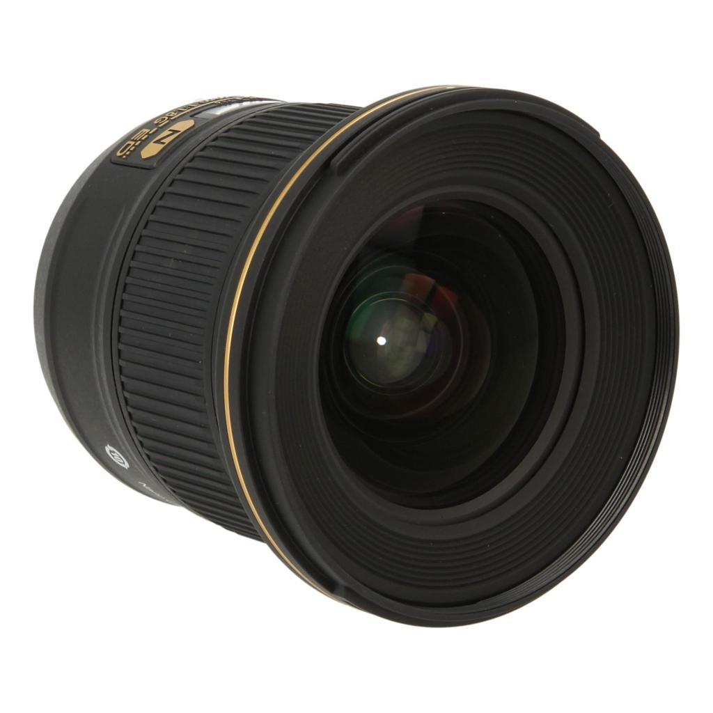 Nikon AF-S 20mm 1:1.8 G ED noir - Neuf