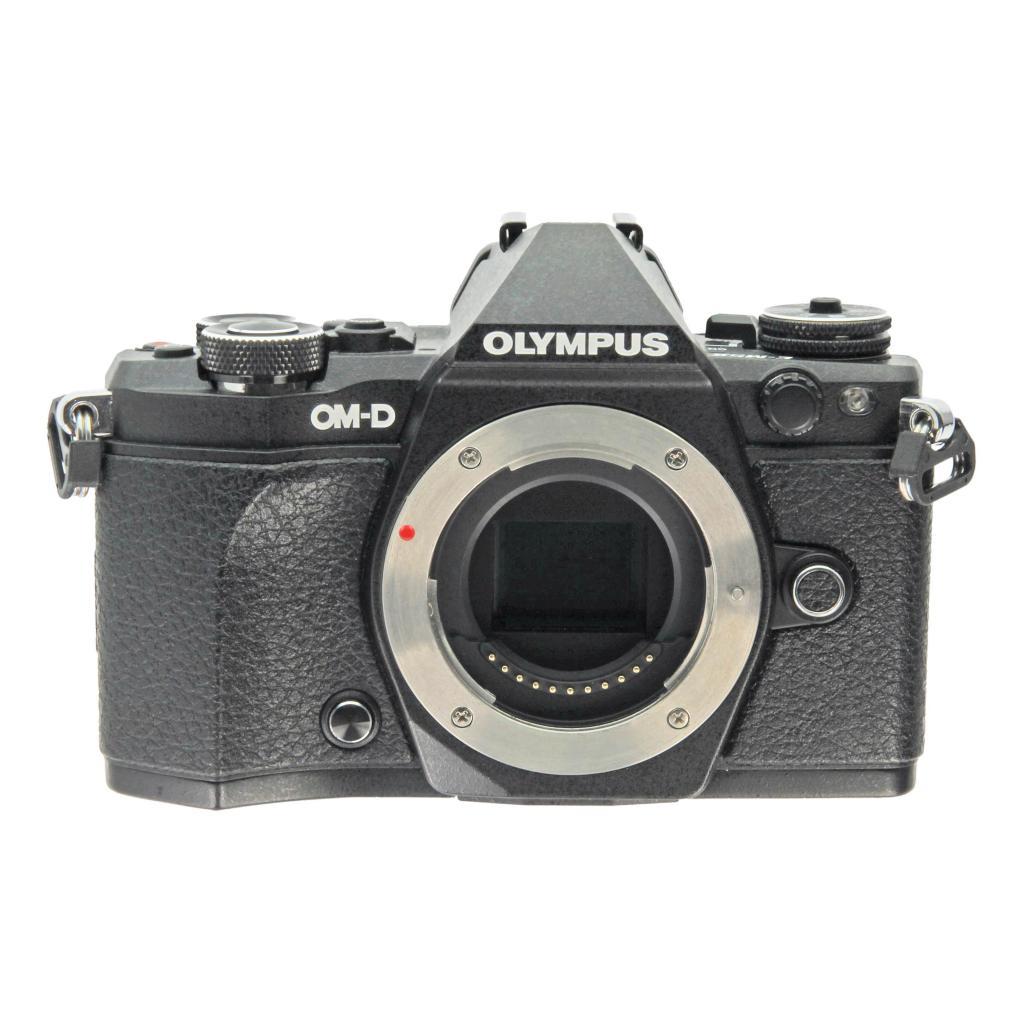 Olympus OM-D E-M5 Mark II Schwarz - neu