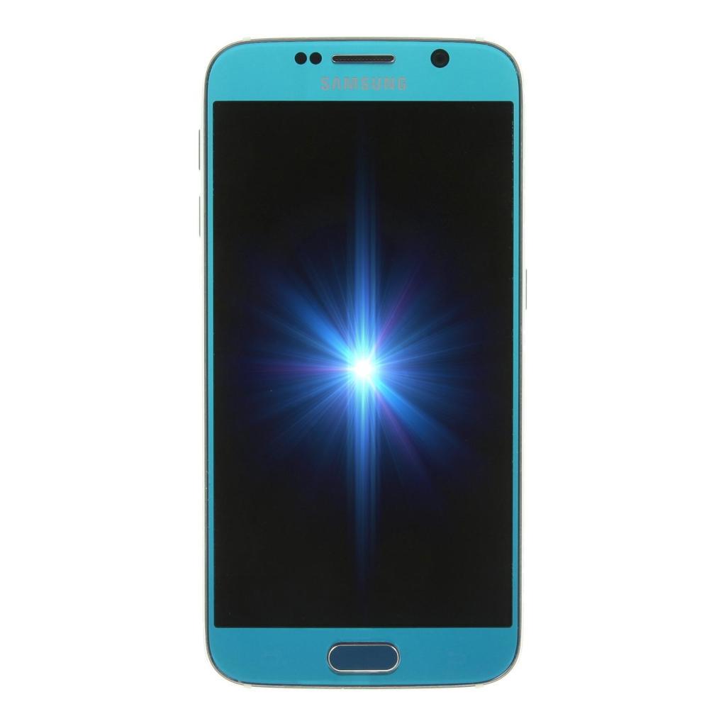 Samsung Galaxy S6 (SM-G920F) 32 GB Blau - neu