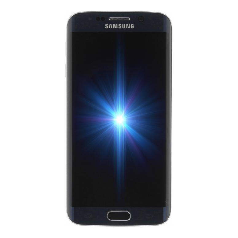 Samsung Galaxy S6 Edge (SM-G925F) 32GB negro - nuevo