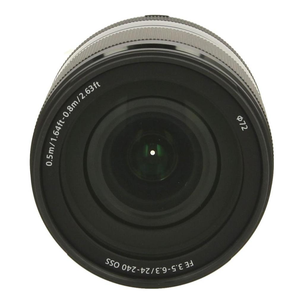 Sony 24-240mm 1:3.5-6.3 FE OSS noir - Neuf
