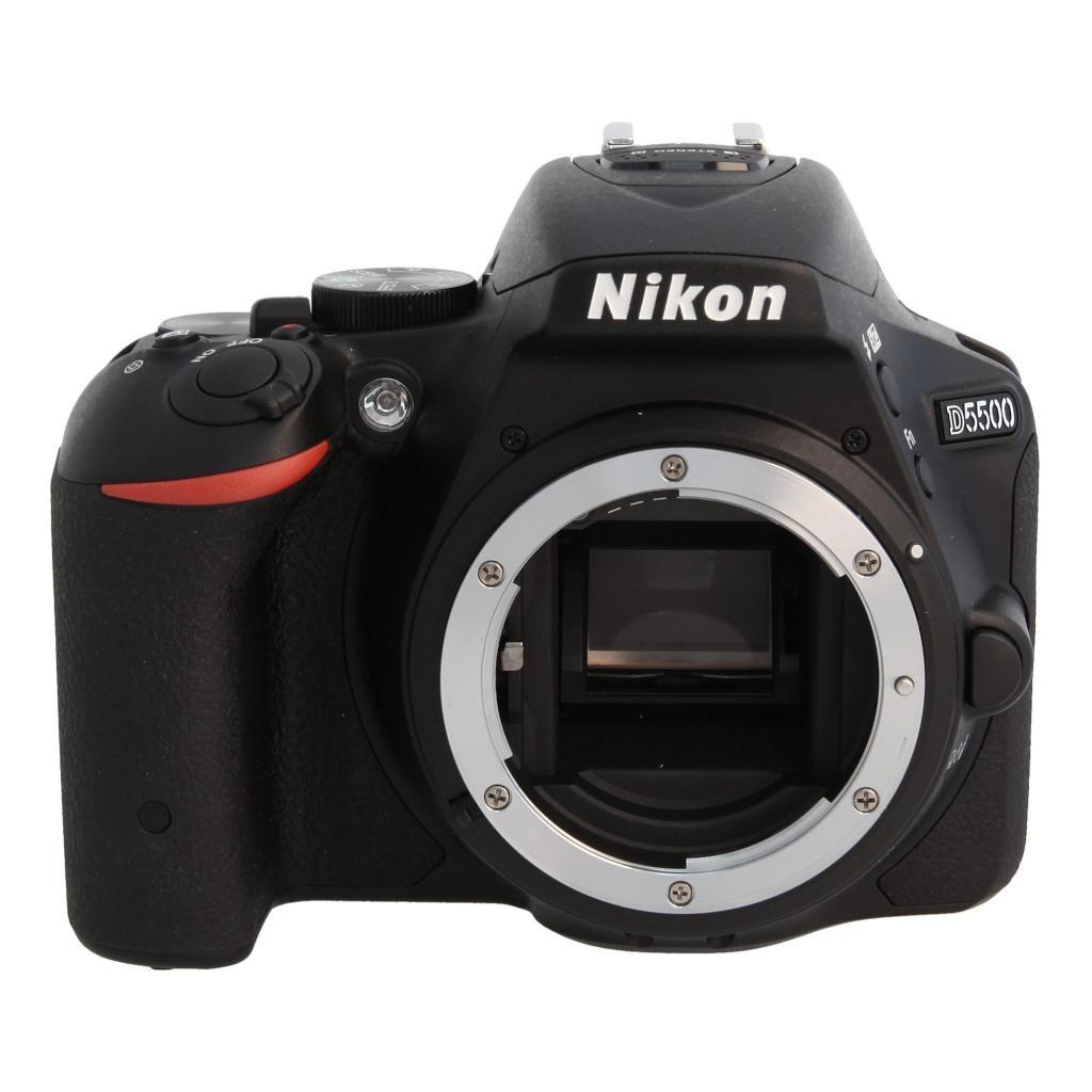 Nikon D5500 Schwarz - neu