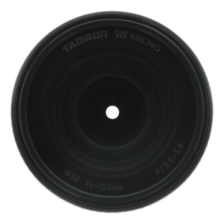 Tamron 14-150mm 1:3.5-5.8 AF Di III (C001) für Micro-Four-Thirds silber - neu