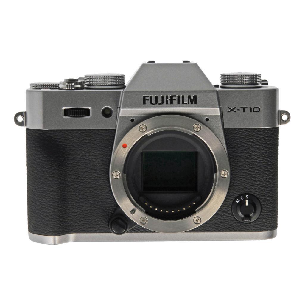 Fujifilm X-T10 Silber - neu