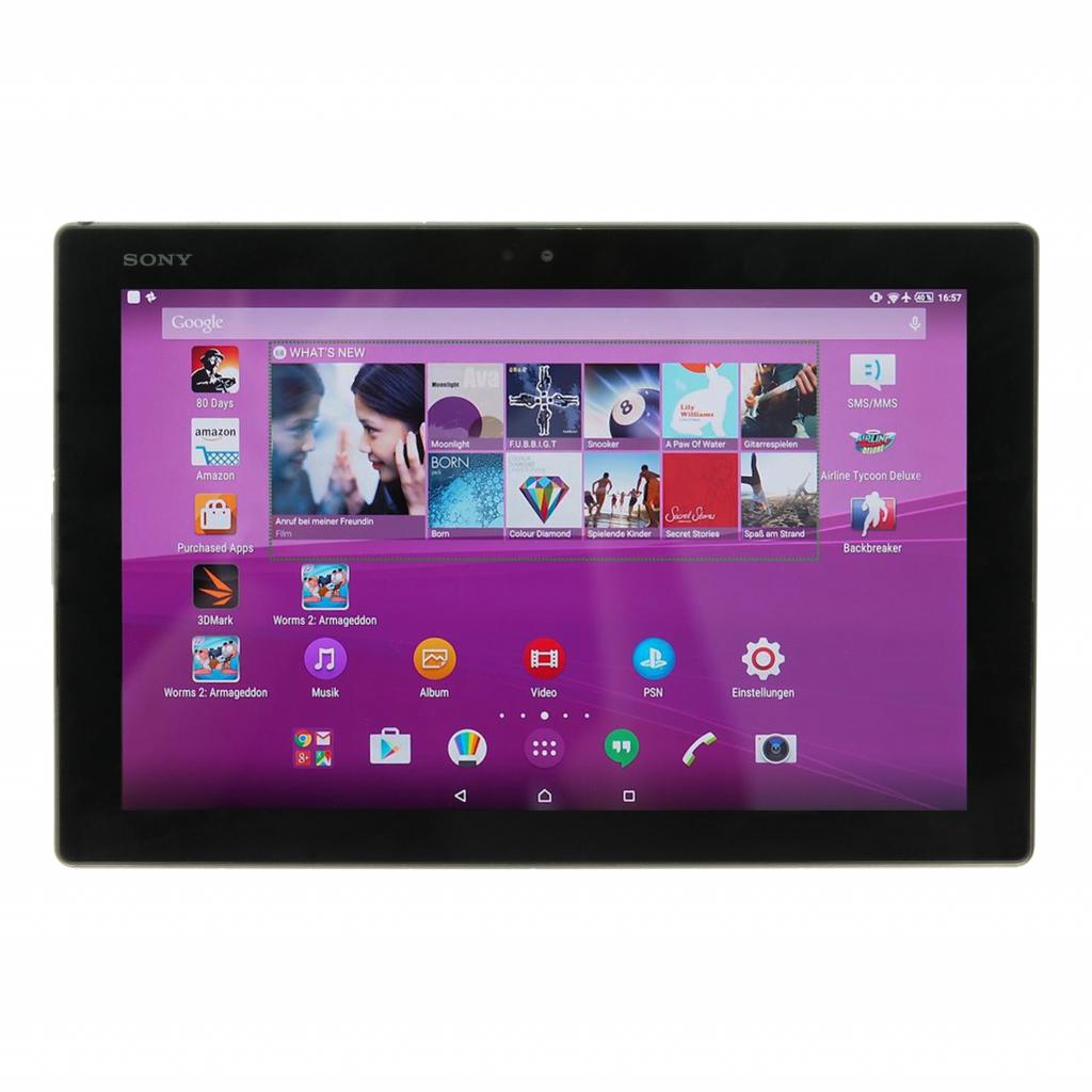 Sony Xperia Z4 Tablet 32 GB schwarz - gut