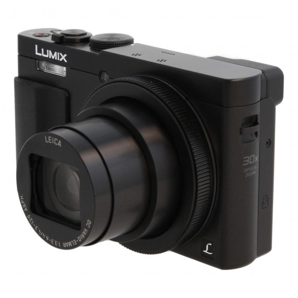 Panasonic Lumix DMC-TZ71 Schwarz - gut