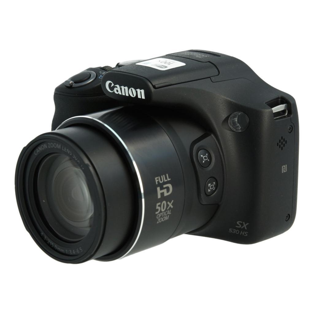 Canon PowerShot SX530 HS schwarz - neu