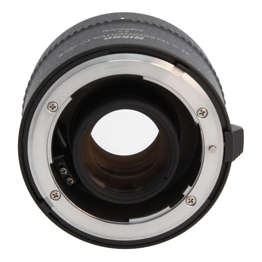 Nikon TC-20E III AF-S Telekonverter noir - Neuf