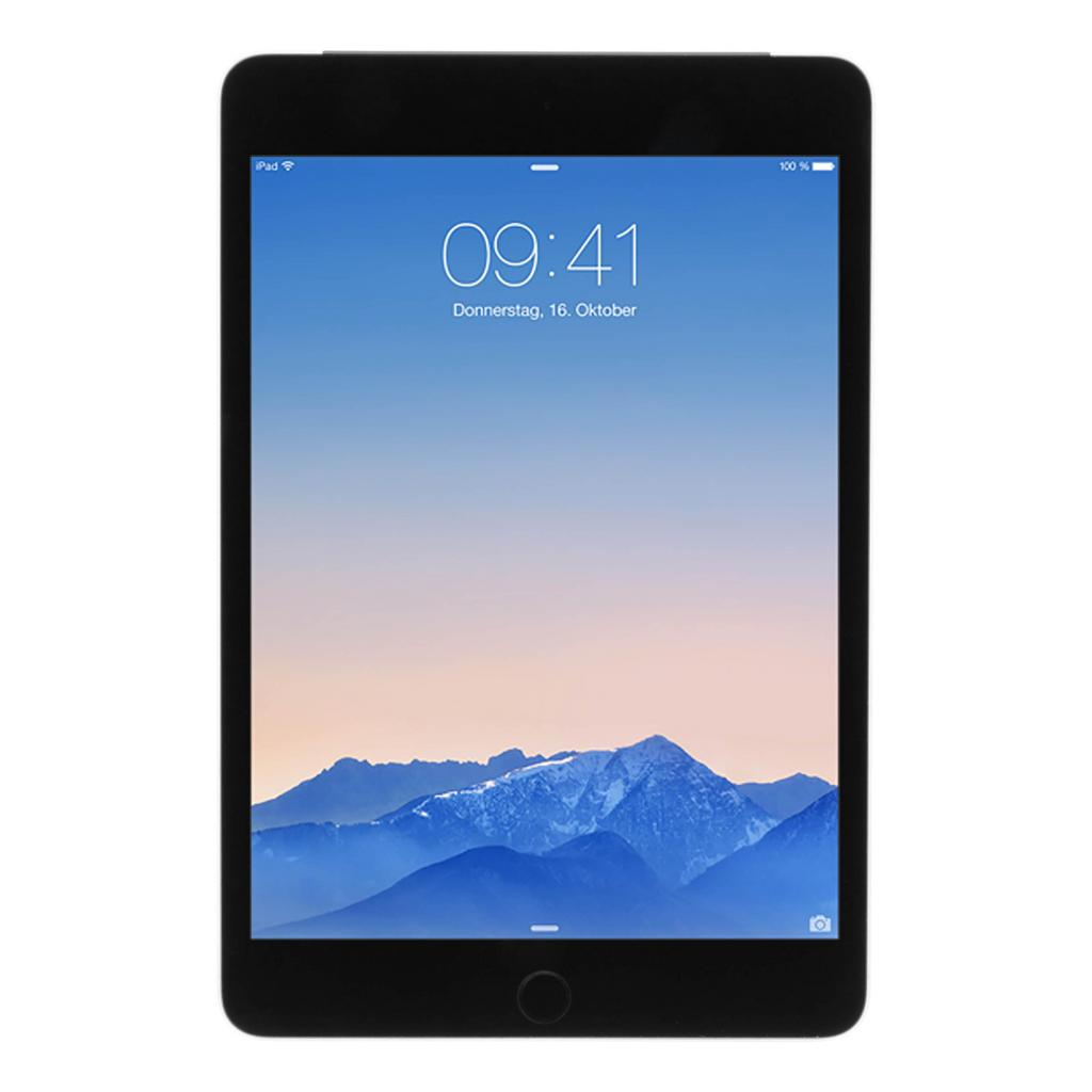 Apple iPad mini 4 WLAN + LTE (A1550) 16 GB Spacegrau - neu