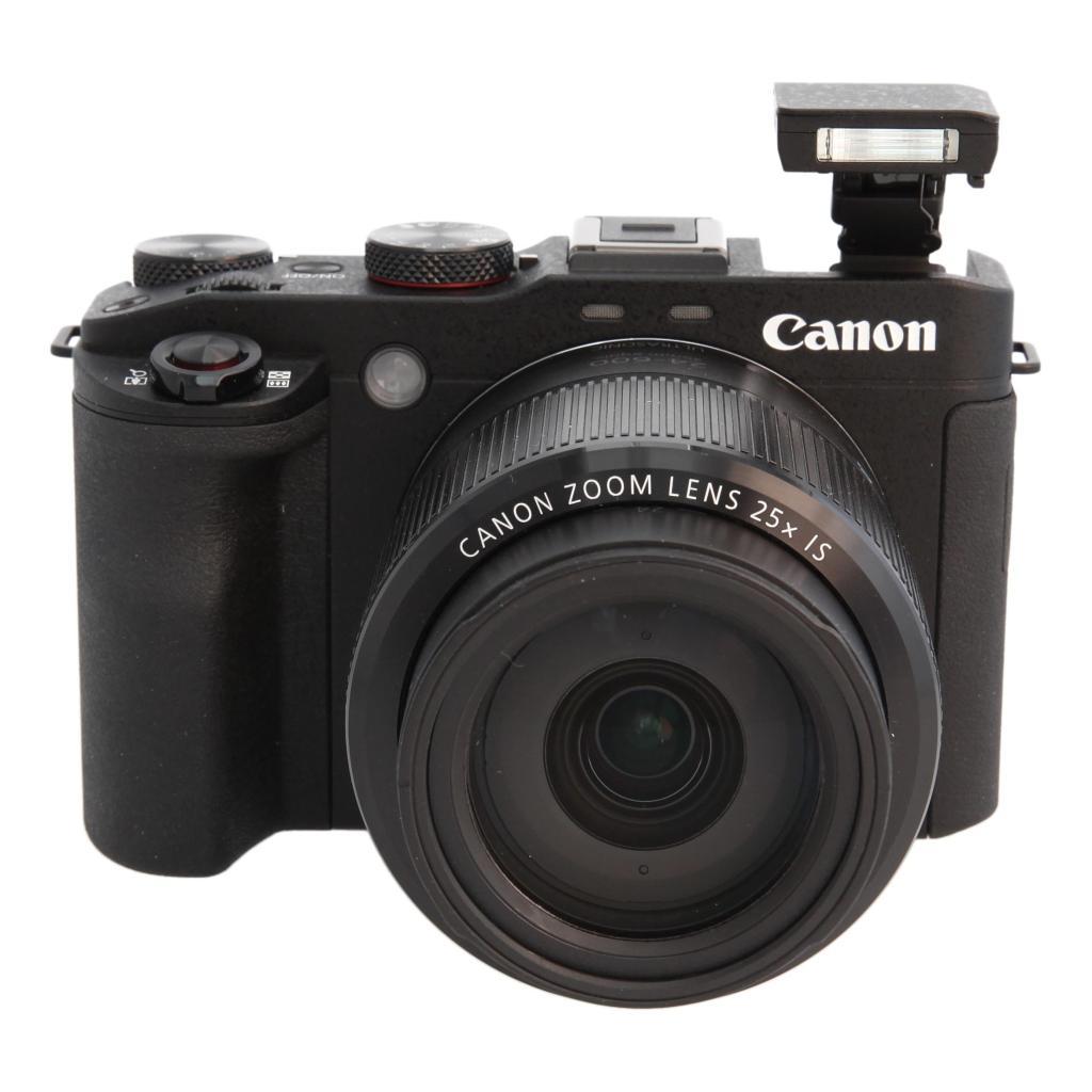 Canon PowerShot G3 X negro - nuevo