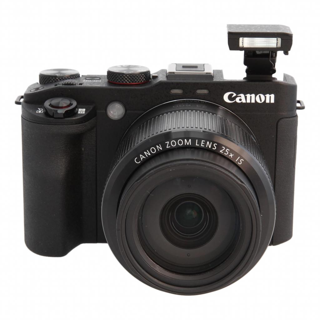 Canon PowerShot G3 X Schwarz - neu