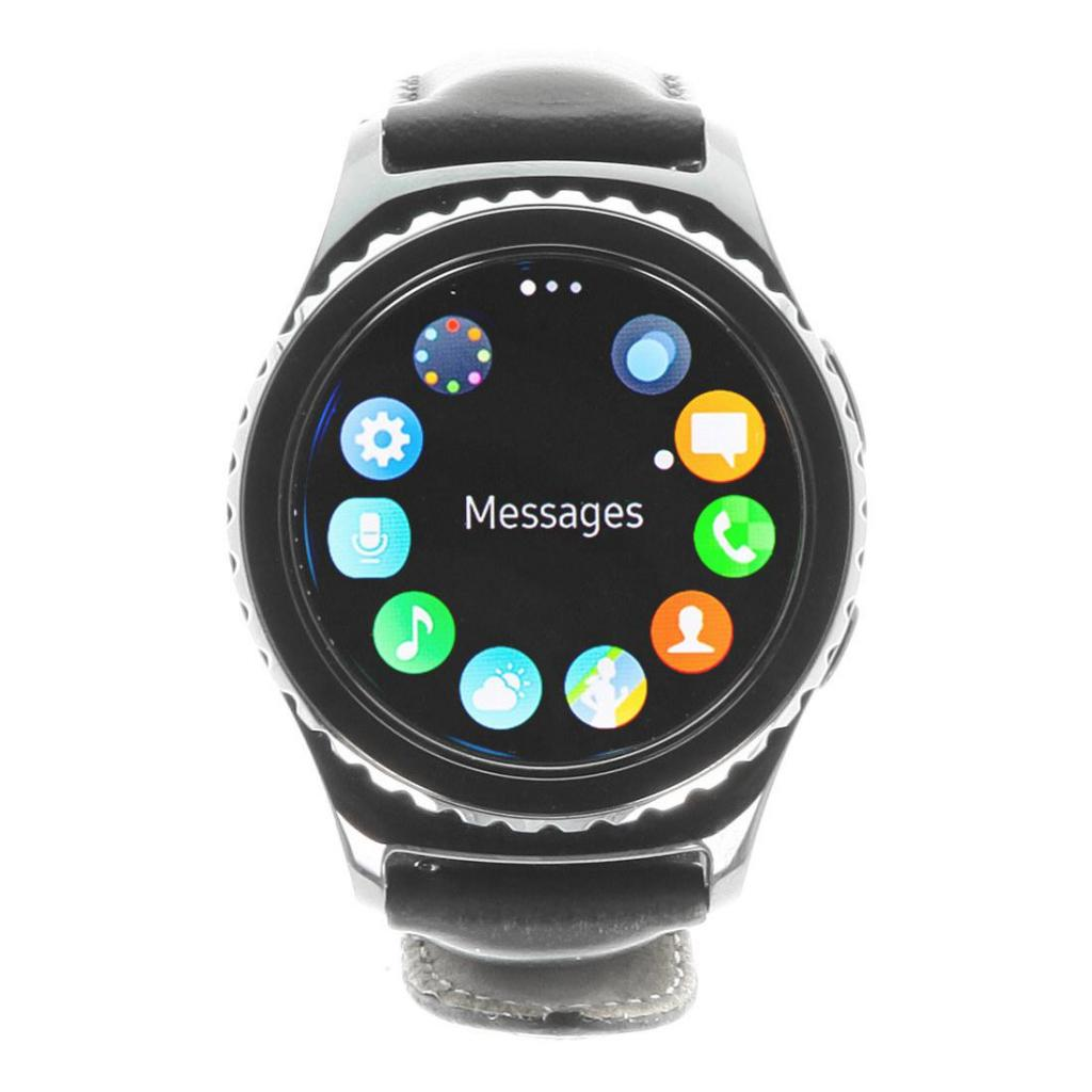 Samsung Gear S2 Classic schwarz Schwarz - neu