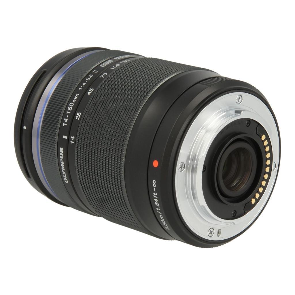 Olympus Zuiko Digital 14-150mm 1:4.0-5.6 ED II Micro Four thirds noir - Neuf