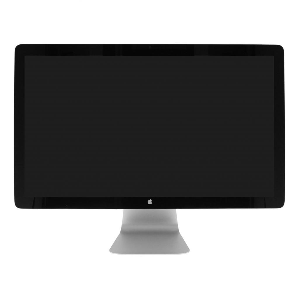 "Apple Thunderbolt 27"" Silber - gut"