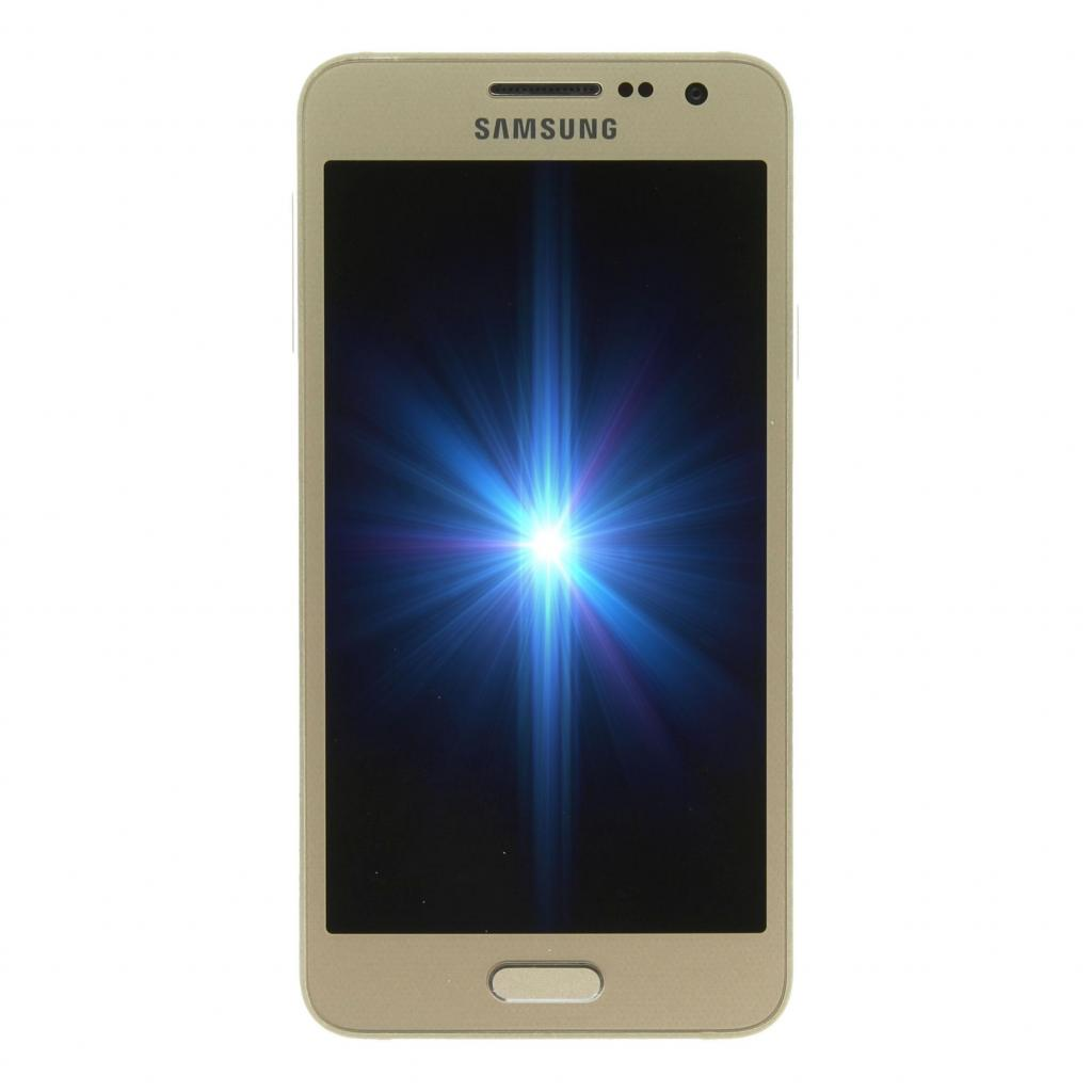 Samsung Galaxy A3 (2016) 16GB gold - neu