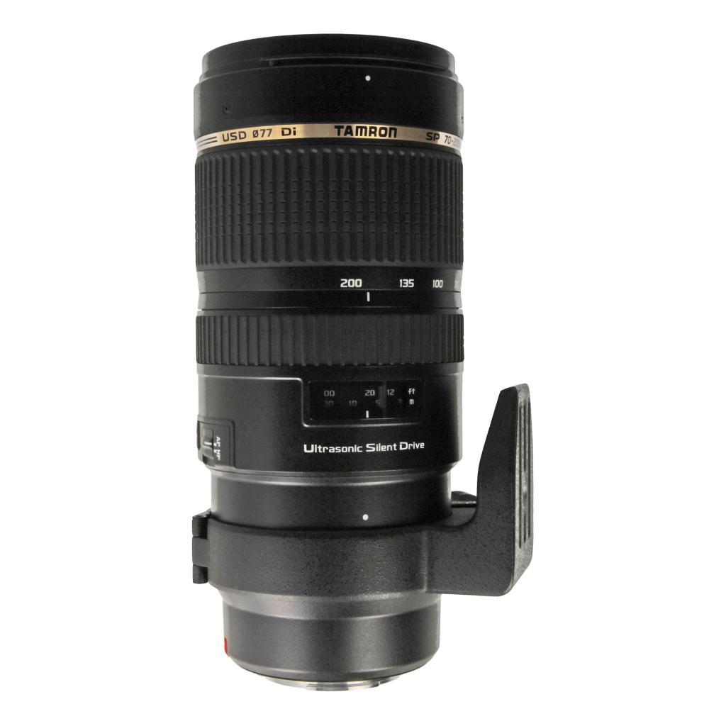 Tamron pour Sony & Minolta 70-200mm 1:2.8 AF SP Di USD noir - Neuf