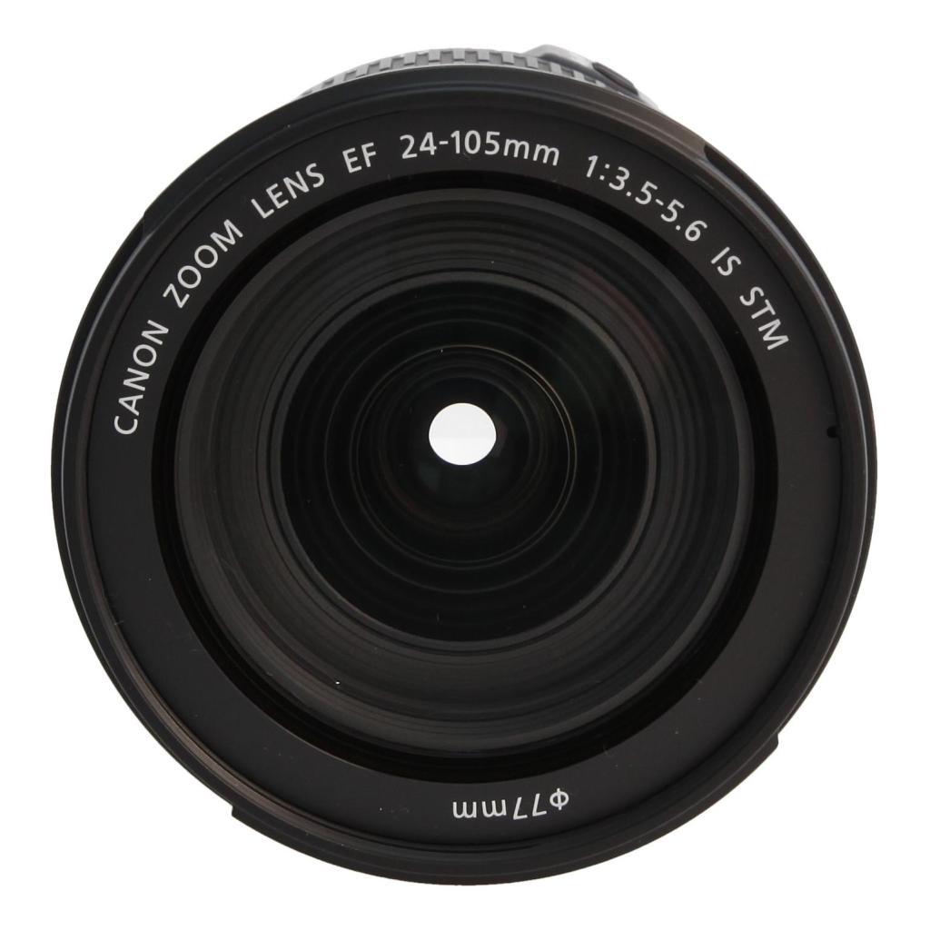 Canon EF 24-105mm 1:3.5-5.6 IS STM Schwarz - neu