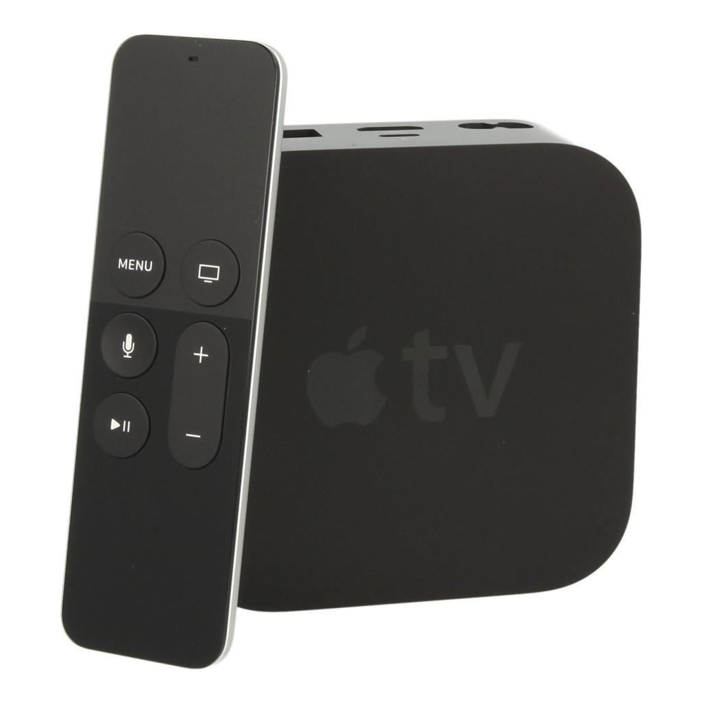 Apple TV 4K UHD HDR 5. Generation 64GB schwarz - neu